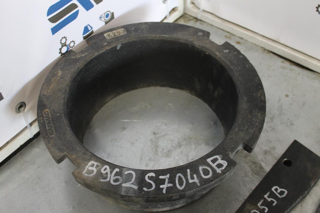 Запасные части для дробилки BARMAC