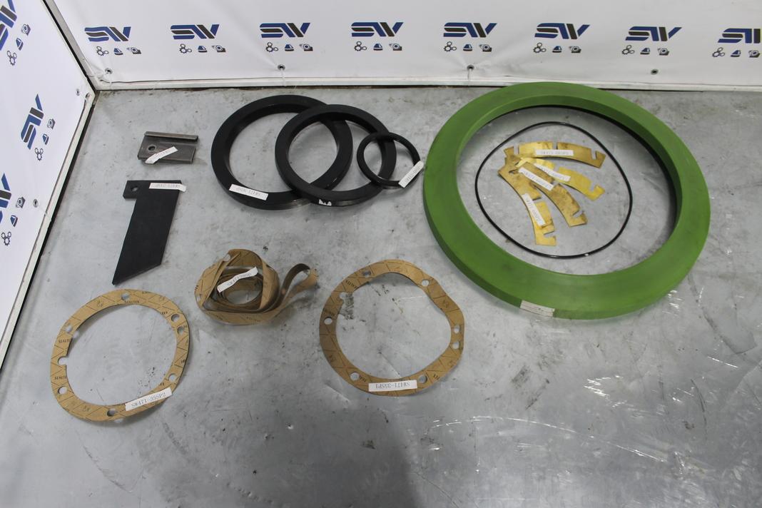 Запасные части для дробилки H3800 и H4800