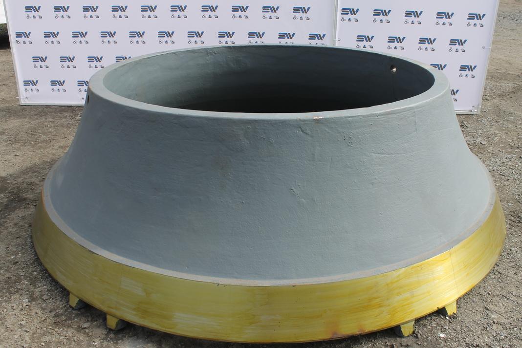 Комплект бронеконусов для дробилки H8800 (2)