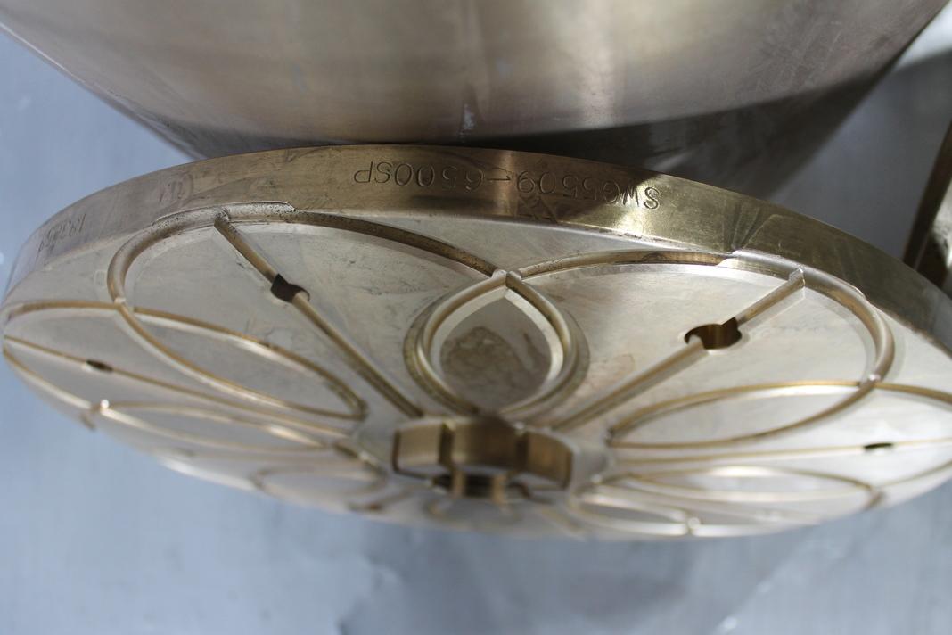 Комплект упорного подшипника для дробилки GP550 (2)