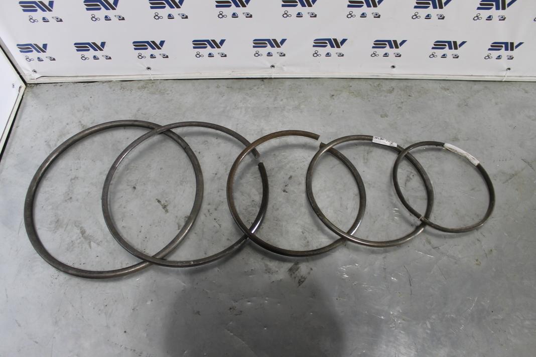 Отжигаемые кольца для дробилки GP300
