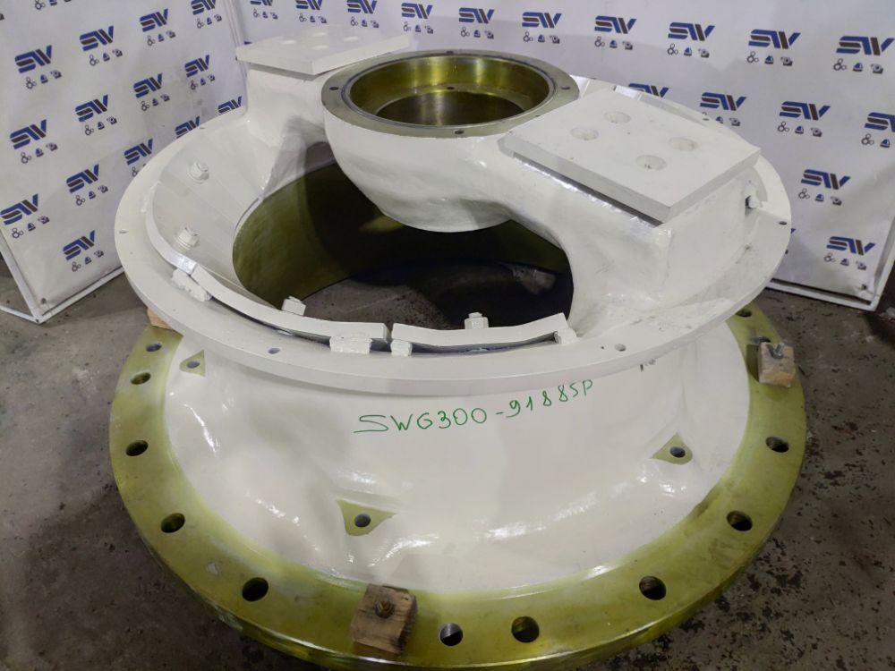 Верхняя рама в сборе GP300(SWG300-9188SP)(1)