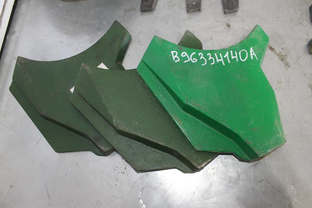 Запасные части для дробилки BARMAC (4)