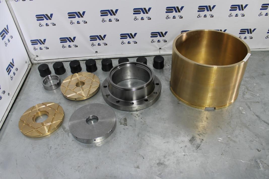 Запасные части для дробилки H3800 и H4800 (2)