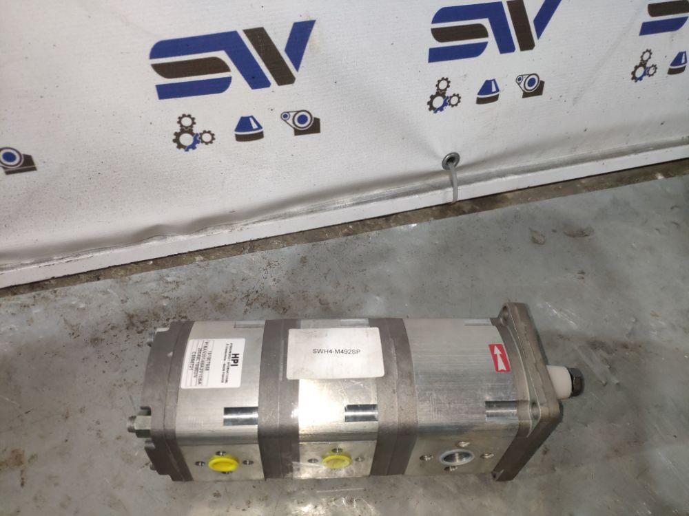 Насос Гидравлический HP4(SWH4-M492SP)(2)