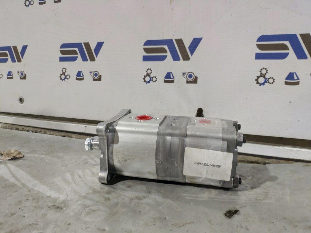 Насос гидравлический HP500(SWH500-7480SP)(2)